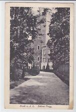 AK Bruck an der Leitha, Schloss Prugg, 1927