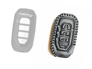 Leather Case for Compustar Prime G15 2Way Remote, leather Case for RFX-P2WG15-SS