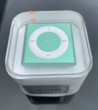 Apple Ipod Shuffle 4. Generation Mint Green (2GB) New Sealed RAR