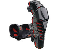 FOX RAPTOR RIDING GEAR Imported Knee Guard Set of 2 Pc - Red Black Colour