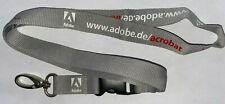 Adobe Acrobat Schlüsselband Lanyard NEU (E46)