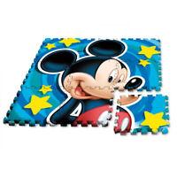 Tapis Puzzle Disney Mickey Mouse Tapis Jeu Chambre Enfants 1333