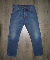 2009 Vintage Nudie Jeans Co. Jeans Made in Italy W33 L32