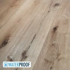 SAMPLE Natural Weathered Crafted Maple Waterproof Flooring - Atwater 8.5mm