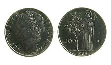 pcc2132_6) Italia Repubblica in Acmonital - 100 Lire 1965 Minerva