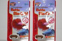 2 x Hikari Betta Bio Gold 5g for Siamese Fighters