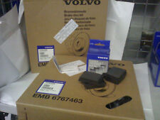 Volvo S70/850/V70 Rear Brake Disc's And Pads Genuine