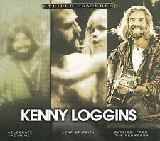Kenny Loggins: Celebrate Me Home / Leap of Faith / Outside: From the Redwoods  A
