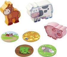 HABA Spielfiguren Tiere Meine erste Spielwelt Bauernhof 5582 + BONUS