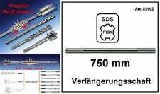 Projahn PROConnect Verlängerungsschaft SDS-max 750 mm Verlängerung Bohrer 85502