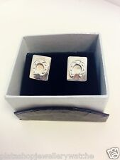 Equestrian Silver Stud Horse Shoe Luck Jewellery Perfect Gift for a horse lover