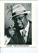 Cedric The Entertainer Disney Planes Madagascar Ice Age Signed Autograph Photo