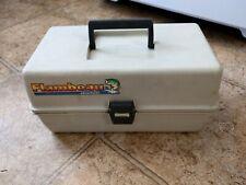 Vintage Flambeau Adventurer Tackle Box