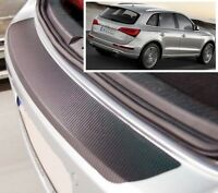 Audi Q5 - Carbon Style rear Bumper Protector