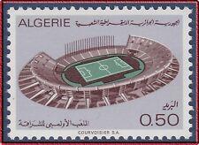 ALGERIE N°554** Stade olympique de Cheraga, 1972 Algeria Olympic Stadium MNH