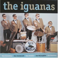 "THE IGUANAS  ""THE IGUANAS (IGGY POP'S FIRST BAND)""  LP 18 TRACKS OF 60's GARAGE"