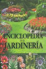 Enciclopedia de la jardinería. NUEVO. Nacional URGENTE/Internac. económico. ANIM