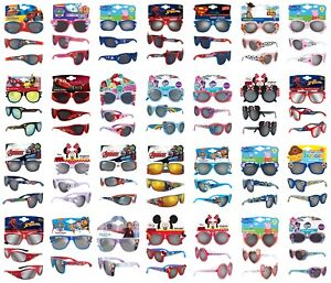 Childrens Kids Sunglasses - Boys Girls Paw Patrol Avengers Peppa Pig Disney