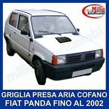PRESA ARIA COFANO FIAT PANDA FINO AL 2002 GRIGLIA COFANO ANTERIORE VAN SUPER 4X4