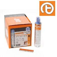 Spit Pulsa 800e & 800p Nails for Concrete & Steel 15mm (Hard) 057550