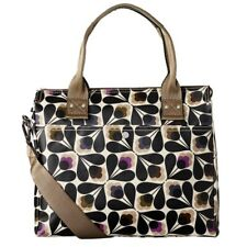 ORLA KIELY Sycamore Seed Zip Messenger Bag ~ NEW with Tags ~ Rare ~ Genuine