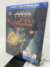 Justice League Dark: Apokolips War Steelbook (Blu-Ray/Dvd/Digital)