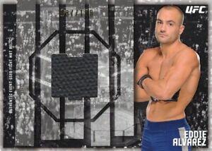 Eddie Alvarez 2015 Topps UFC Knockout Fight Mat Relic #187/188