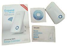 TP-LINK TL-WA854RE(UK) 300Mbps Universal Wall Plug Wi-Fi Range Extender