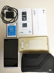 LG V20 - 64GB - Titanium Grey (AT&T) Smartphone