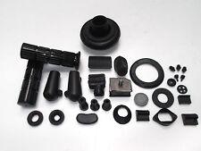 Vespa V50 N S L R Special Griffe PV ET3 1. Serie Gummi Rubber Set Kit Rahmen NEU
