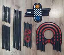 Micro Scalextric Expansion Track Job Lot TRANSFORMERS Hairpin Chicane Lap Count