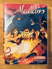 Aladdin - Limited Edition - Reproduction - Nintendo NES - NTSC ! Must Have !