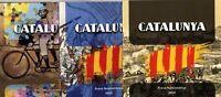 Cartera Set monedas euro en prueba Cataluña 2014-2015-2016 Catalunya coins trial