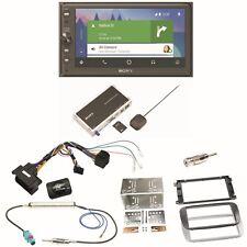 Sony XNV-KIT100 Android Auto Navigation Einbauset für Ford Focus Mondeo S-Max Ga