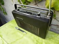 Kofferradio Südfunk Portable K910917 Quelle Simonetta portable receiver 1964