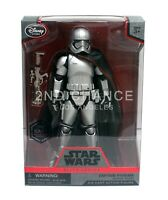 Disney Store Star Wars Elite Series Diecast Force Awaken Captain Phasma Figure