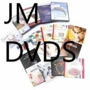 JEWELLERY MAKER PAL DVD - Various titles
