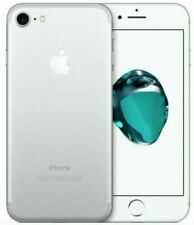 Apple iPhone 7 128gb Silver Silver 12 months warranty NEW SEALED