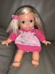 Little Mommy Talk with Me Mattel Doll 2011