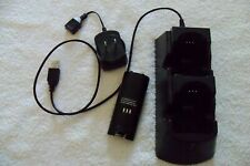 Energizer Dual Nintendo Wii Controller Charger PL-7621 Dock Charger