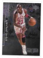 1998-99 Upper Deck Black Diamond Michael Jordan Base Card #4