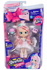 Shopkins Shoppies Doll Bridie - Wedding Party ** Original Product ** - Brand New
