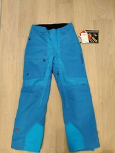 PEAK PERFORMANCE Heli 2L Ski Pants Waterproof Insulated Trousers Women's Size M