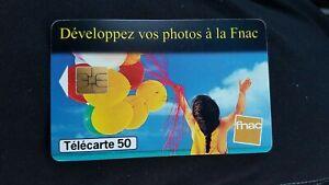 Telefonkarte - Erweitern Vos Fotos IN Fnac (A8088)