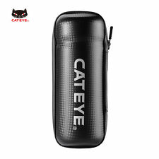 CATEYE Bicycle Tool Box Carbon Carvings Portable Storage Riding Equipment Black