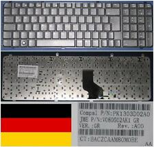 Keyboard Qwertz German HP Presario A900 A909 A945 PK1303D02A0 V080502AK1 Black