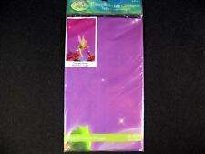 Disney Tinker Bell TABLE COVER Birthday Party Supplies 54 x 102 Tinkerbell