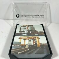 New Orleans Intermodal Exchange Grand Opening Commemorative Playing Cards