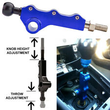 Adjustable Short Throw Shifter Kit For 08-14 WRX Legacy Forester Impreza Outback