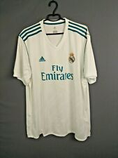 Real Madrid Jersey 2017 2018 Home Xxl Shirt Mens Camiseta Adidas Az8059 ig93
